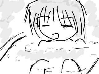 だるだる~、お風呂ぉ♪