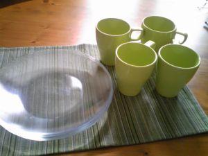 コップ&お皿