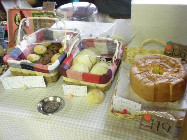 手しごと 2009.5.16&17 食品