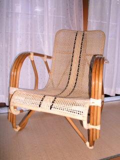 じいちゃんの椅子