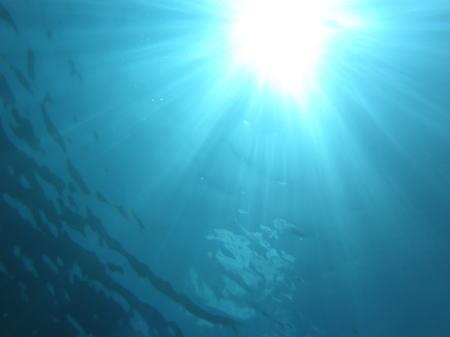 海から太陽3