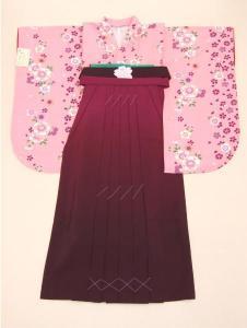 卒業式の着物と袴