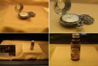 佐々木夫妻 懐中時計
