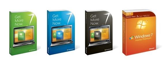3台までインストール可能:MS、Windows 7の「アップグレードパック」と「ファミリーパック」を発表 - ITmedia News.jpg