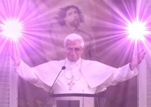 法王の攻撃