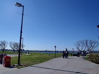 サンディエゴの海1