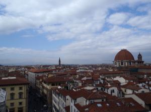 大聖堂からの風景