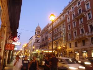 ローマの夜