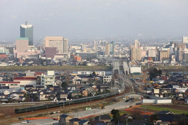 呉羽ー富山