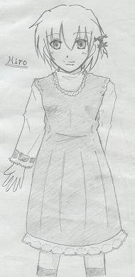 授業中に描いたモノ