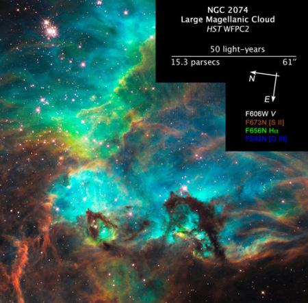 080817_タランチュラ星雲