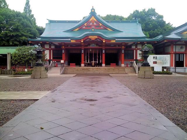 日枝神社072902
