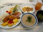 APA HOTEL(大阪肥後橋駅前)の朝食4