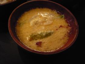 ブータン料理「ガテモタブン」4