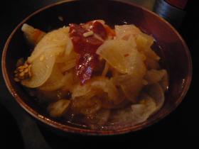 ブータン料理「ガテモタブン」5