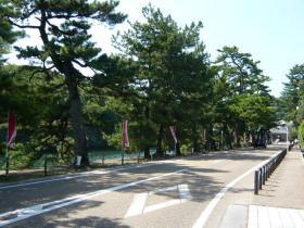 彦根城の散策1