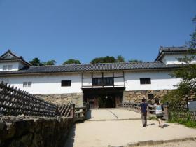 彦根城の散策6