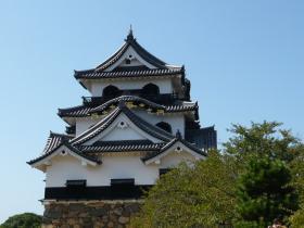 彦根城の散策11