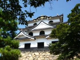 彦根城の散策12