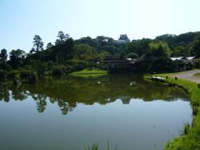 彦根城の散策18
