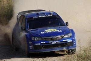 WRC2008 アクロポリス