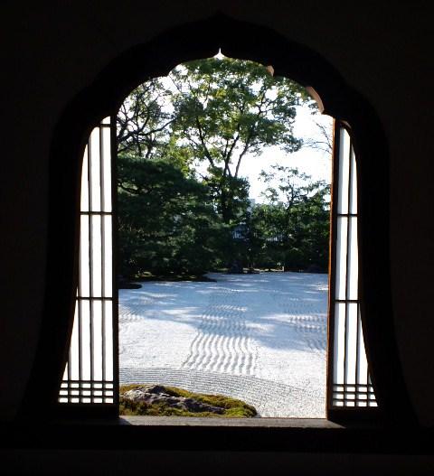 建仁寺庭園