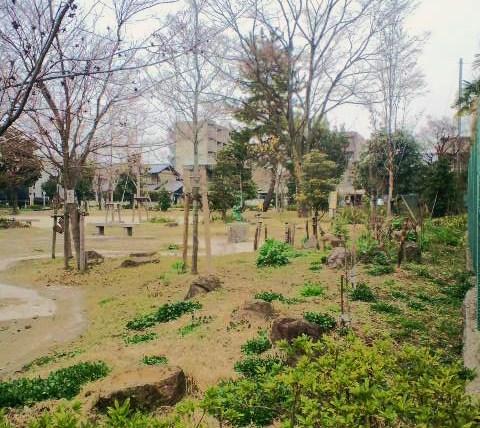 玄武公園の井戸