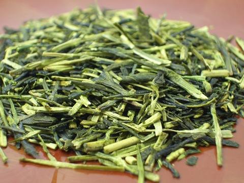 「静岡茶」種類はくき茶