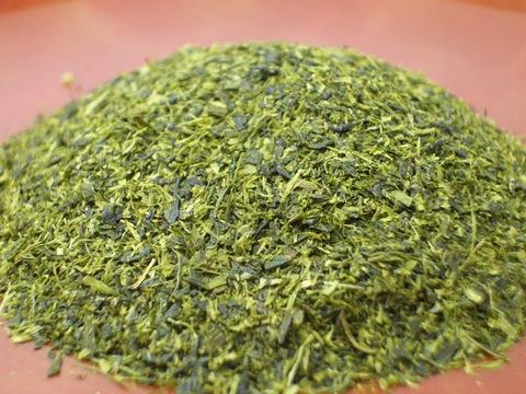 「静岡茶」種類は粉茶