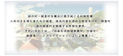 夜桜四重奏
