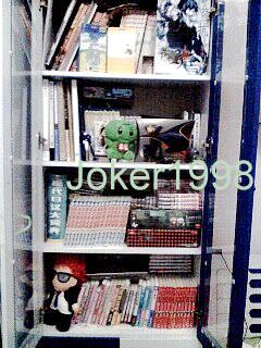 溢れそうな本棚~幸せ~
