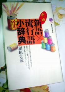 流行語小辞典