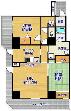 ローレルハイツ神戸1号棟 213-2