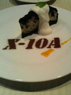 キラの涙(オレオチーズケーキです。)