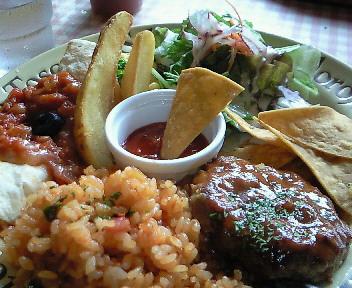 プレートでメキシコ食べ尽くし!@エルパソ