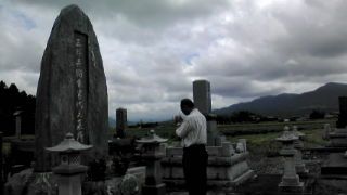 新潟のお墓参り