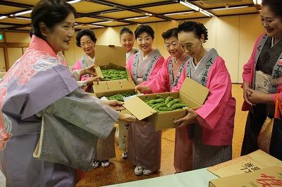 もう収穫?ソラマメ・実エンドウなど日本一早い収穫