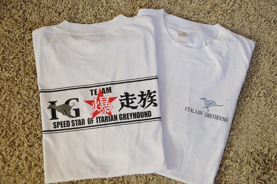 爆走Tシャツ1