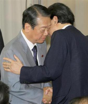【首相辞任】「権力」掌握だけが目的だった水と油の「小鳩」関係