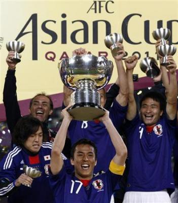 日本1-0、延長制す 李の決勝点で豪州破る