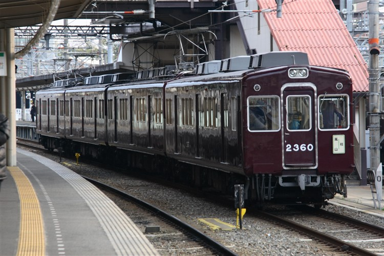 阪急2300系2360F