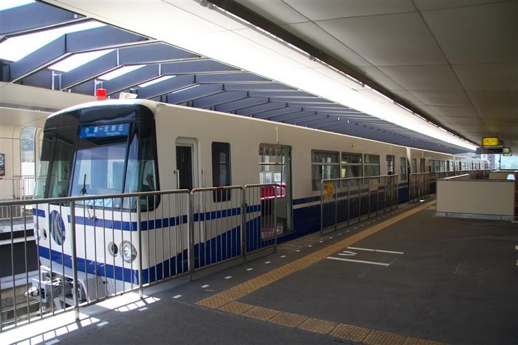 九州モノレール 企救丘駅