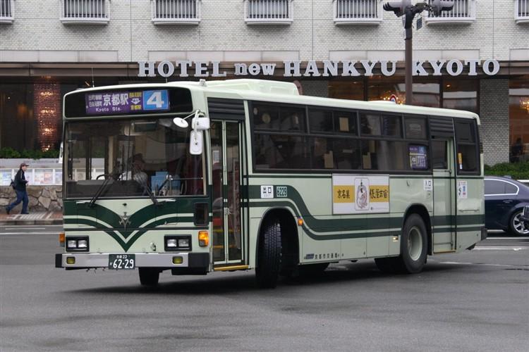 6229_2006-05-26 IMG_4947 京都市交通局6229 日野KC-HU2MLCA