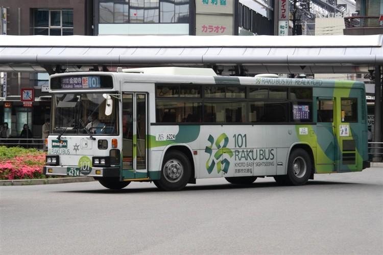 6224_2009-05-24_IMG106_1727.jpg 京都市交通局6224 いすゞKC-LV280L