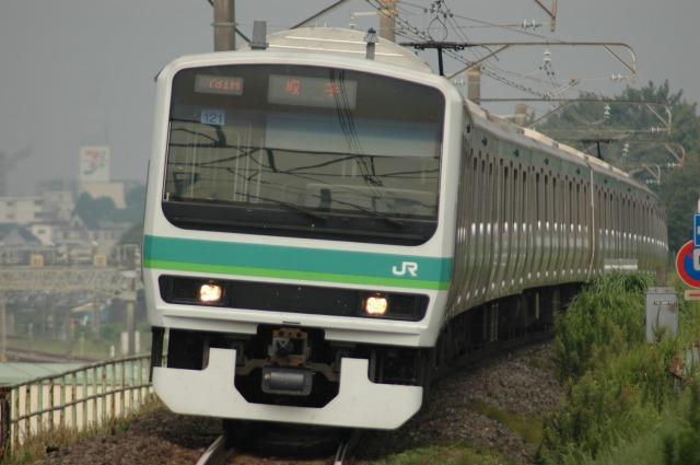 鉄道写真を撮ろう!