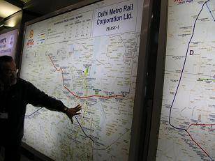 Delhi Metro 4