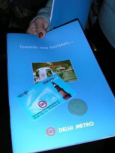 Delhi Metro 6