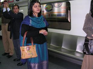 Delhi Metro 9