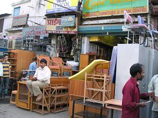 Munirka Market