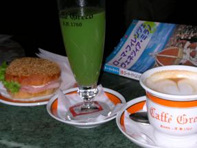 カフェグレコ
